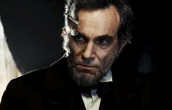 Daniel Day-Lewis in Lincoln (2012).