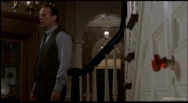 Bruce Willis in 1999's The Sixth Sense.