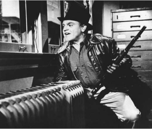 James Cagney in 1949's White Heat