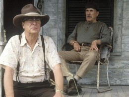 Michael Caine and Robert Duvall in 2003's Secondhand Lions