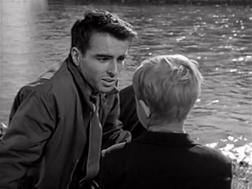 Montgomery Clift in 1948's The Search