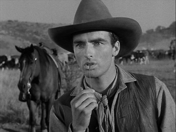 Montgomery Clift in 1948's Red River...easily my favorite Clift movie