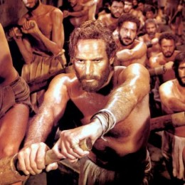 Charlton Heston in 1959's Ben-Hur