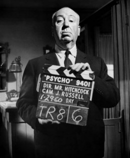 "Alfred Hitchcock the ""Master of Suspense"""