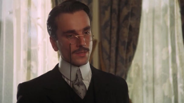 Daniel Day-Lewis in 1986's A Room With A View.