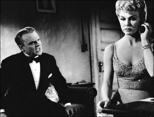 James Cagney and Doris Day in 1955's Love Me or Leave Me