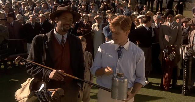 Golf movie legend of bagger vance