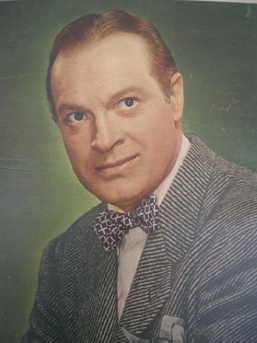 Bob Hope starred in 53 movies from 1938-1972