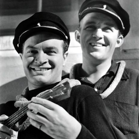 One of the greatest screen combos ever...Bob Hope and Bing Crosby