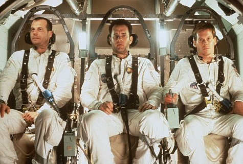 My favorite Ron Howard movie? 1995's Apollo 13