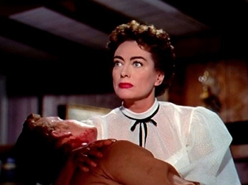 Joan Crawford in 1954's Johnny Guitar