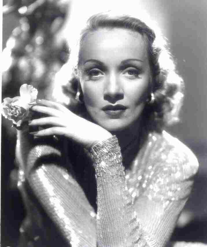 Marlene Dietrich appeared in movies for almost 60 years