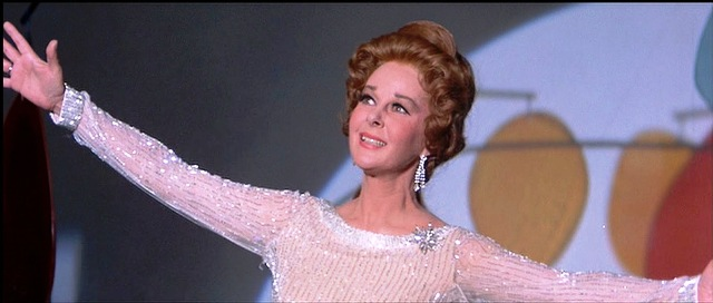 Susan Hayward in her biggest box office hit of her career....1967's The Valley of the Dolls