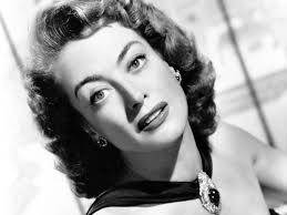 Joan Crawford appeared in movies from 1925 to 1970. During that 45 years she appeared in over 80 motion pictures.