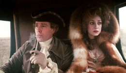 Ryan O'Neal stars in Stanley Kubrick's #4 movie Barry Lyndon.