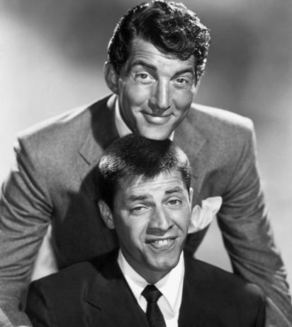 Dean Martin and Jerry Lewis made 17 movies together from 1949 to 1956