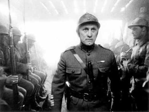 Kirk Douglas in 1957's Paths of Glory