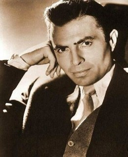 James Mason in 1954's A Star Is Born