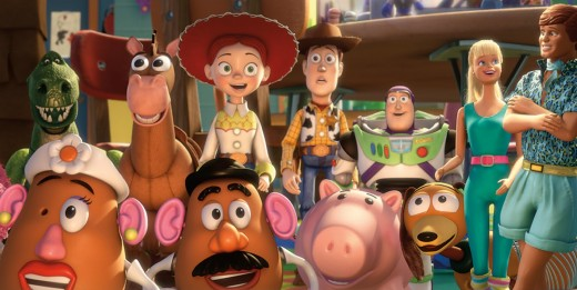 The Toy Story gang has a 4th movie coming out in 2017.