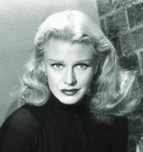 The AFI listed Ginger Rogers as the 14th Greatest Screen Legend Actress