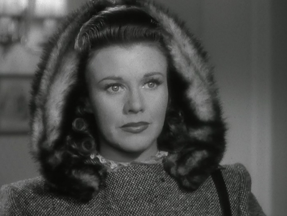 Ginger Rogers in 1940's Kitty Foyle.