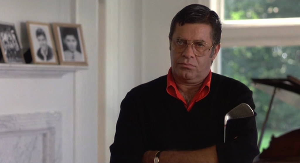 Jerry Lewis in 1983's The King of Comedy...a role that should have gotten at an Oscar nomination