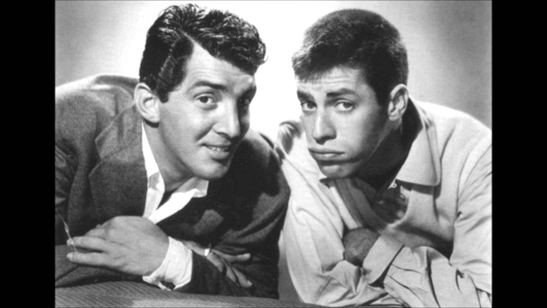 Dean Martin and Jerry Lewis were one of the most succesful screen teams ever