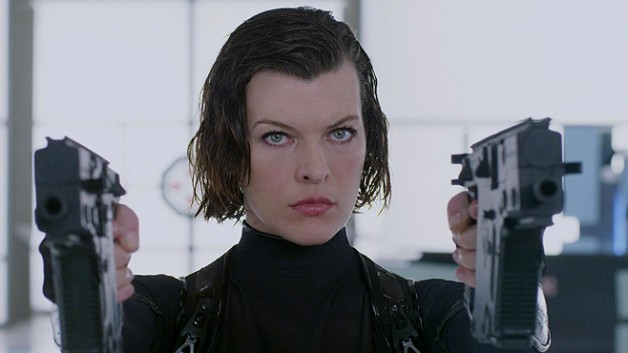 Milla Jovovich has starred in 5 Resident Evil movies...number 6 is coming soon.
