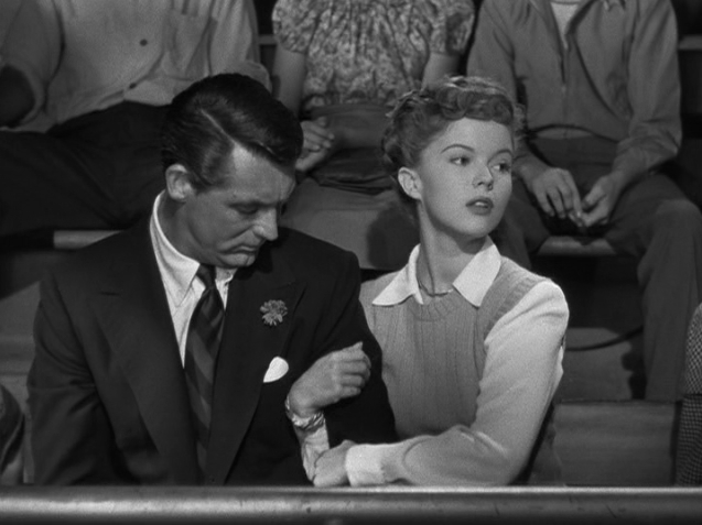 Cary Grant and Shirley Temple in one of the biggest box office hits of the 1940s...The Bachelor and the Bobby-Soxer
