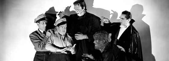 1948's Abbott and Costello Meet Frankenstein got some of the best reviews of their careers.