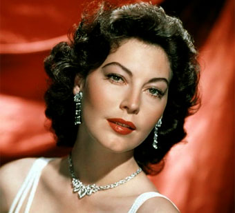 Ava Gardner....ranked as the 25th greatest actress by AFI.
