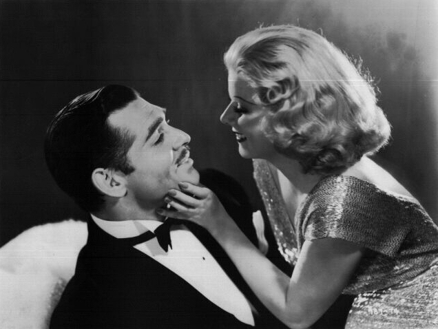 Clark Gable and Jean Harlow starred in 6 movies together