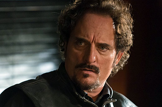 Kim Coates starred in Sons of Anarchy from 2008 to 2014