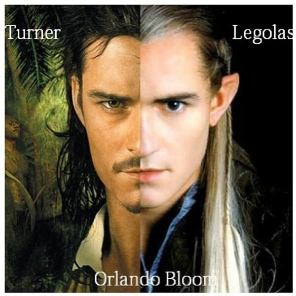 Since Black Hawk Down, Bloom has become internationally famous playing Will Turner and Orlando Bloom