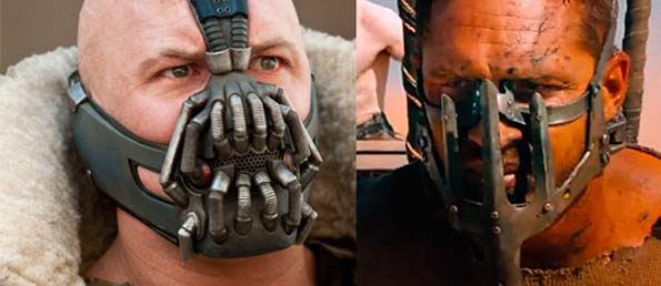 Tom Hardy went on to play Bane and Mad Max