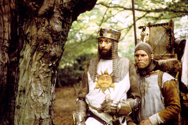 Terry Gilliam co-directed one of the funniest movies ever....1974's Monty Python and the Holy grail
