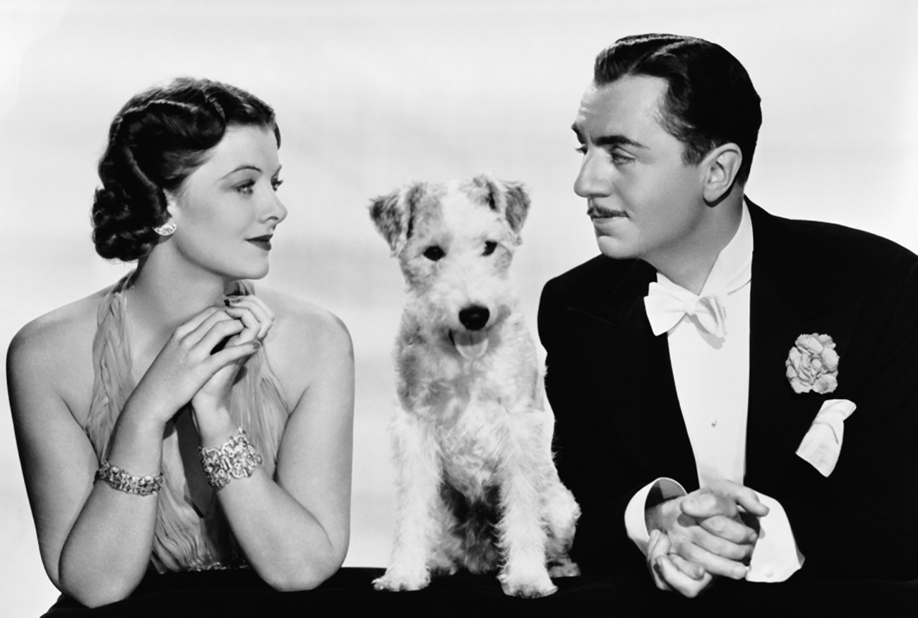 Myrna Loy and William Powell appeared in 14 movies together.