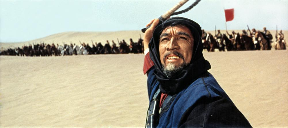 LAWRENCE OF ARABIA, Anthony Quinn, 1962