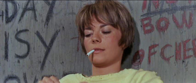 Natalie Wood in 1965's Inside Daisy Clover