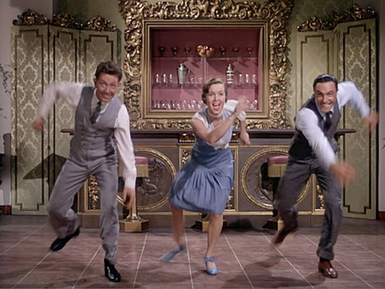 Singin' In The Rain, considered the greatest musical ever, was released in 1952
