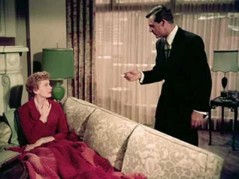 Deborah Kerr and Cary Grant in 1957's An Affair To Remember