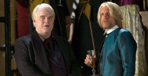 Philip Seymour Hoffman appeared in 3 Hunger Games movies