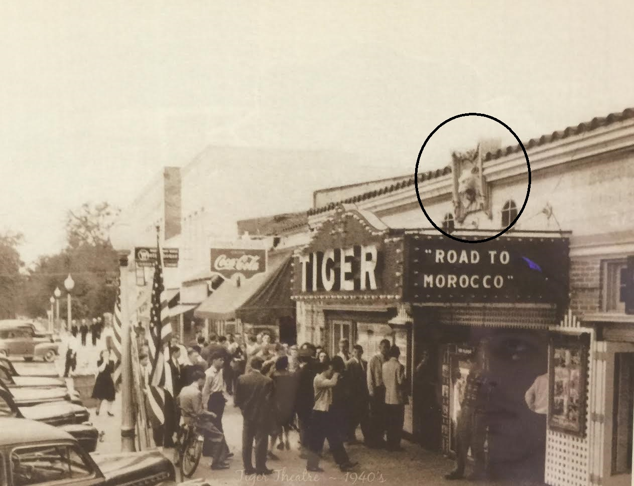old tiger theater_circled