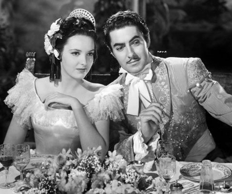 Four of the first 7 Linda Darnell movies were opposite Tyrone Power