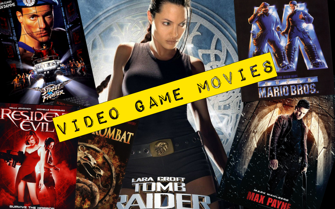 Video Game Movies Can Be Ranked 6 Ways In This Table