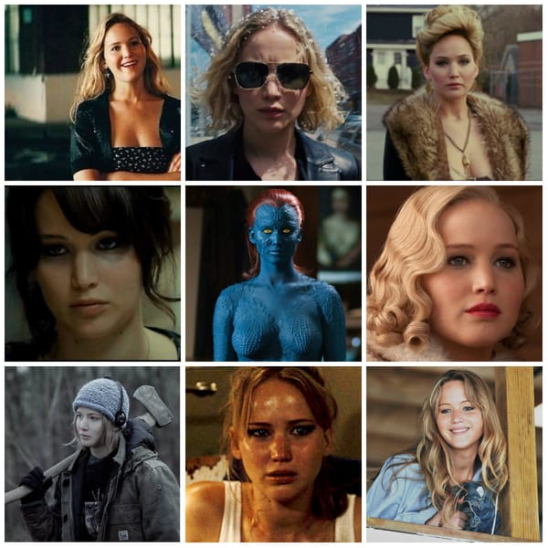 Jennifer Lawrence Movies | Ultimate Movie Rankings