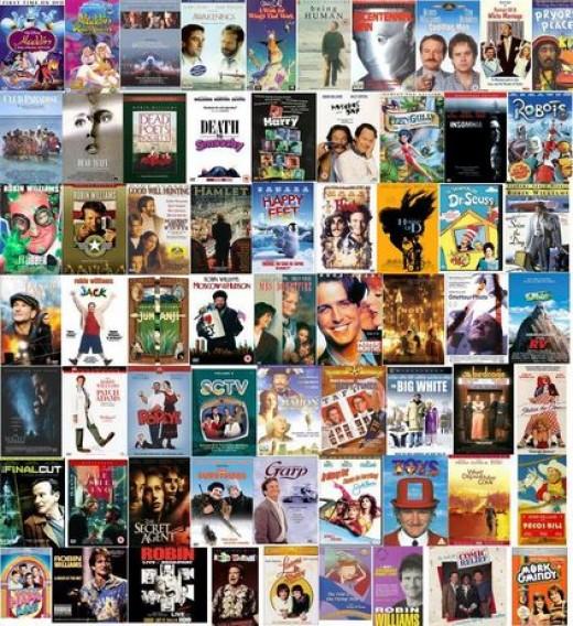 Robin Williams Movies | Ultimate Movie Rankings