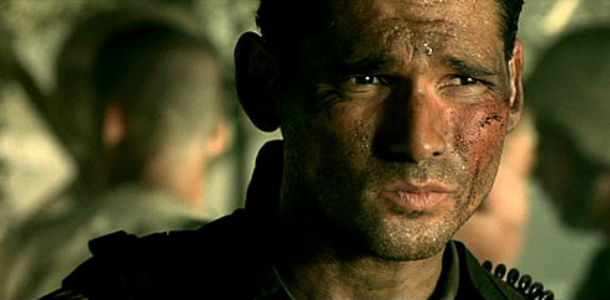 Eric Bana as Hoot in Black Hawk Down