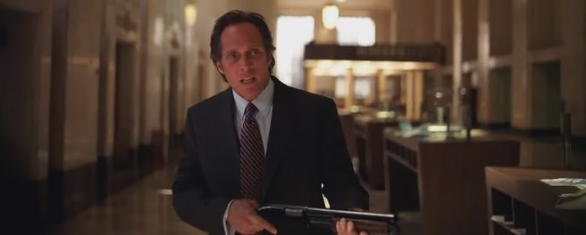 William Fichtner in The Dark Knight