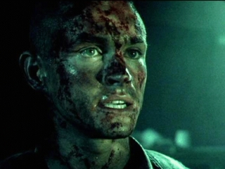 Hugh Dancy as Schmid in Black Hawk Down